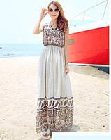 Женское платье 7047