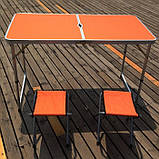 Столик для пикника +4стула, фото 3
