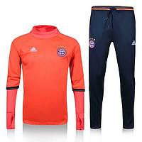 Тренировочный костюм Бавария, Bayern, Adidas, Адидас, красный, 2016 - 2017, к5