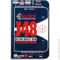 Директ-бокс Radial J48