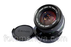 Canon  50mm f1,4