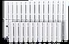 Радиатор отопления секционный низкий