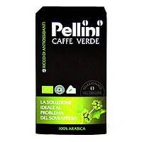 Зеленый кофе в зернах из Италии Pellini Caffe Verde 250 г., фото 1