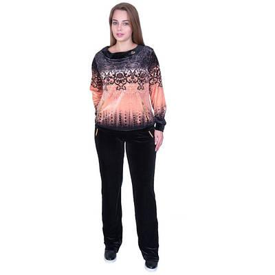 987a44f6405f Купить Спортивный костюм женский велюровый в интернет-магазине ...