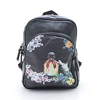 Женский рюкзак с фоторисунком духи