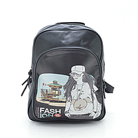 Женский рюкзак с фоторисунком fashion