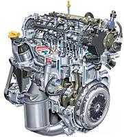 Двигатель и трансмиссия Golf 3