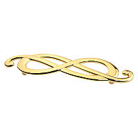 Ручка Bosetti Marella D 15036.128 золото полированное, фото 1