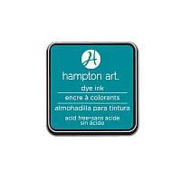 Чернила для штампинга Hampton Art Dye Ink Pad – Fiji Nights 4, 3,4x3,4 см, 1 шт