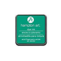 Чернила для штампинга Hampton Art Dye Ink Pad – Tealoholic 2, 3,4x3,4 см, 1 шт