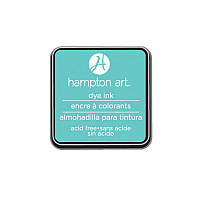 Чернила для штампинга Hampton Art Dye Ink Pad – Tealoholic 3, 3,4x3,4 см, 1 шт