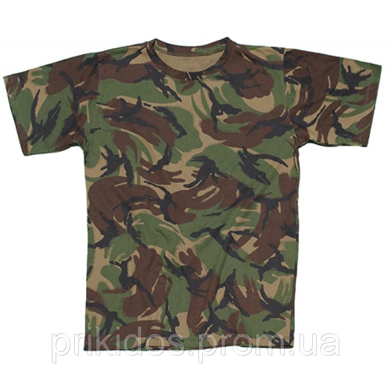 Камуфляжная футболка DPM e4aba1d5e002a