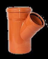 Pestan 160/110/45 Тройник для наружных работ PVC