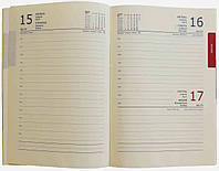 Ежедневник недатированный А4 В92/1 кремовая бумага