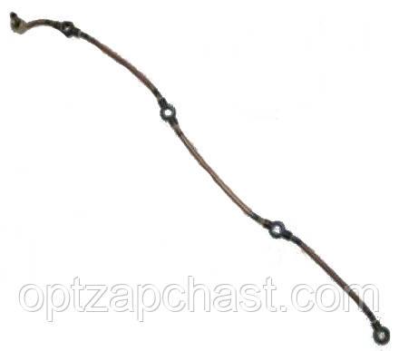 Трубка обратки форсунок  Т-40 н/о гайка (Д-37М-1104340-Д)