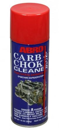Очиститель карбюратора ABRO CC-200-R 283мл (аэрозоль)