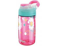 Бутылка спортивная детская Contigo Gizmo Sip 0,42 л розовая 1000-0472