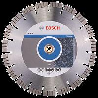 Алмазный диск Bosch Best for Stone 230 мм (2608602645)