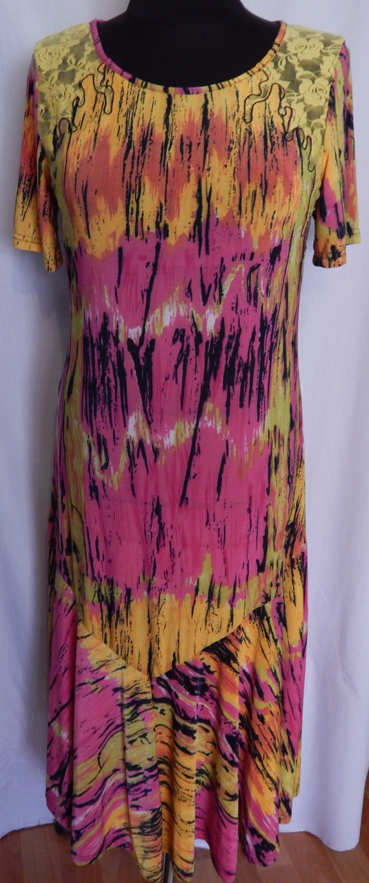 Платье женское размеры 50,52,54,56,58
