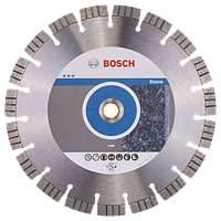 Алмазный диск Bosch Best for Stone 350 мм (2608602648)