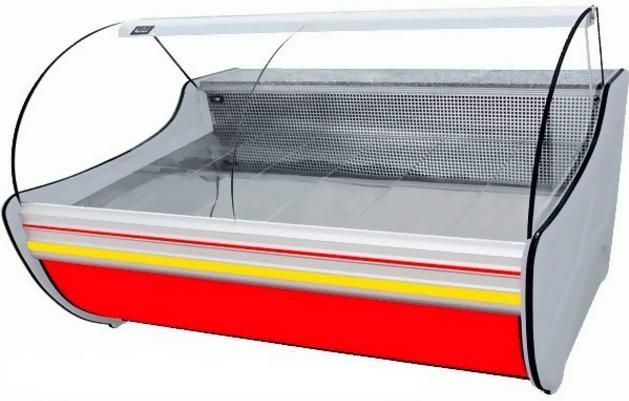 Гастрономическая витрина Cold W-15 SGSP