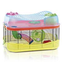 Клетка Imac Fantasy для мелких грызунов, 58х38х38,5 см