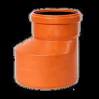 Pestan 160/110 Переходник для наружных работ PVC