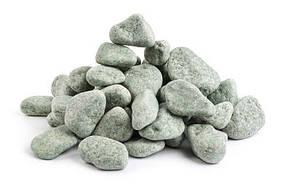 Камни для сауны жадеит шлифованный средний в ведре Хакасия, фото 3