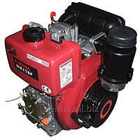 Дизельный двигатель Weima WM178FES (вал шпонка, 1800об/мин, для WM610E), дизель 6.0л.с. для мотоблоков