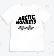 Футболка с принтом Arctic Monkeys
