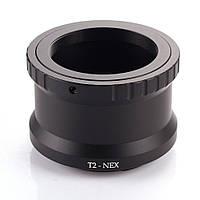 Адаптер переходник T2 - Sony E-mount NEX, фото 1