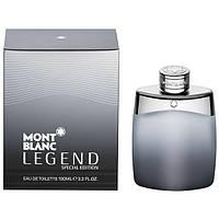 Мужская туалетная вода Mont Blanc Legend Special Edition 2013 edt 100 ml