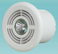 Приточно-вытяжные диффузоры пластиковые с подсветкой серии ФЛ 100