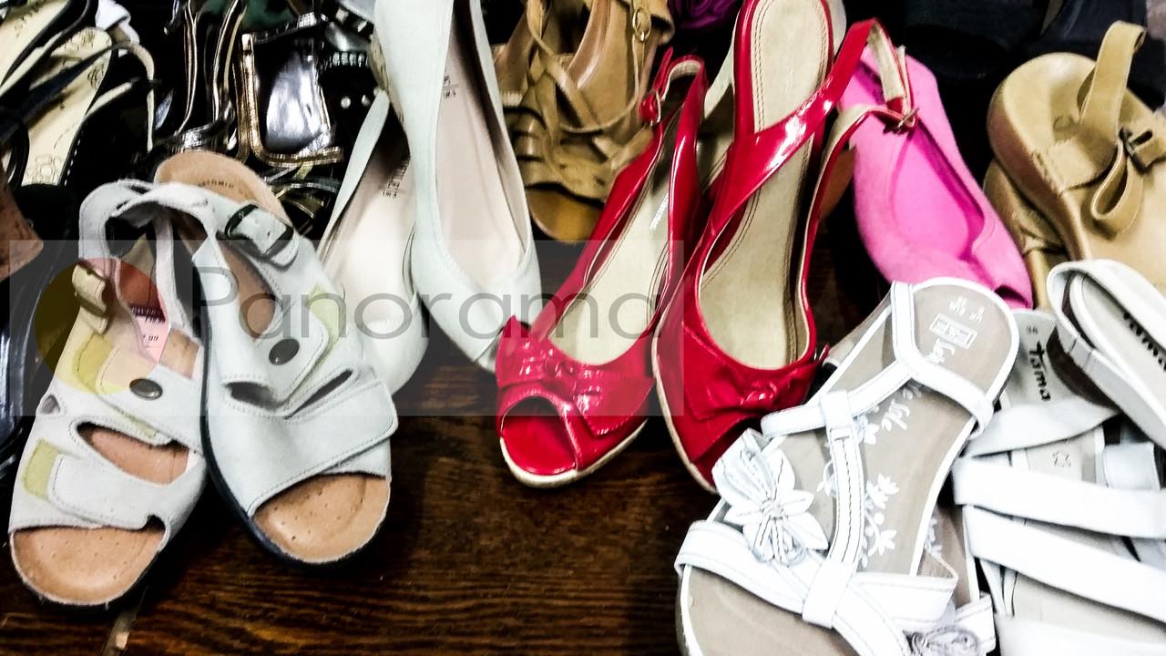 Обувь секонд хенд оптом (крем - Cream качество) - Panorama Import в Запорожье