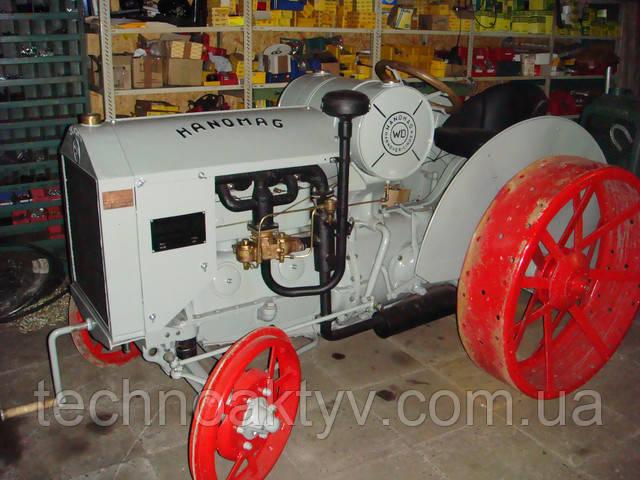 Колесный трактор Hanomag R 28/32