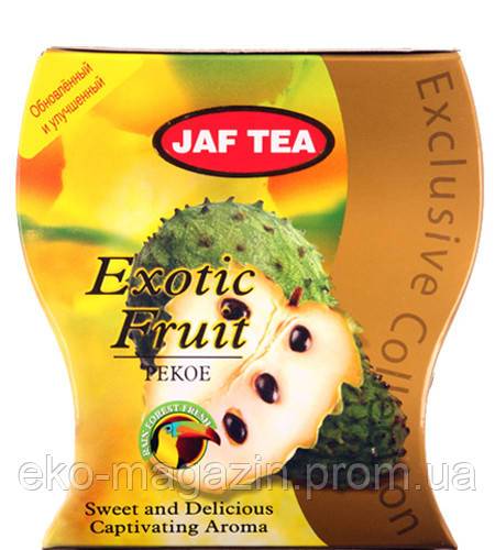 "Чай Jaftea ""Exotic fruit"" 100гр"