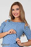 Платье для беременных и кормления Unique DR-27.082 размер L, фото 3