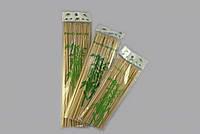 Палочки бамбуковые Палочки для шашлыка 25см 100 шт.бамбук (0123025 x 37544)