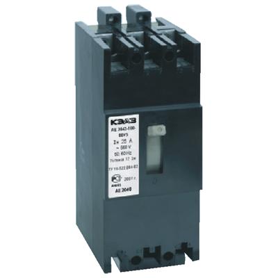 Автоматический выключатель АЕ-2043-100-00 20 А
