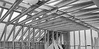 Каркасное деревянное строительство