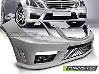 Передний бампер Mercedes W212 2009-2013 AMG-style