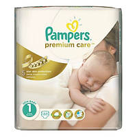 Подгузники Pampers Premium Care Newborn 1 (2-5 кг) 22 шт