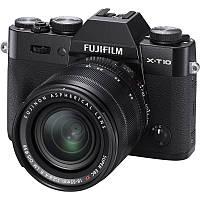 Фотоаппарат Fujifilm X-T10 Black + XF 18-55mm F2.8-4R Kit (16470881) Black
