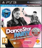 DanceStar Party PS3 (Move)