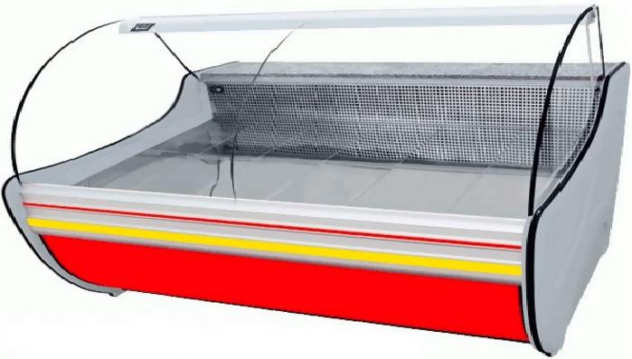 Холодильная витрина Cold W-20 SGSP