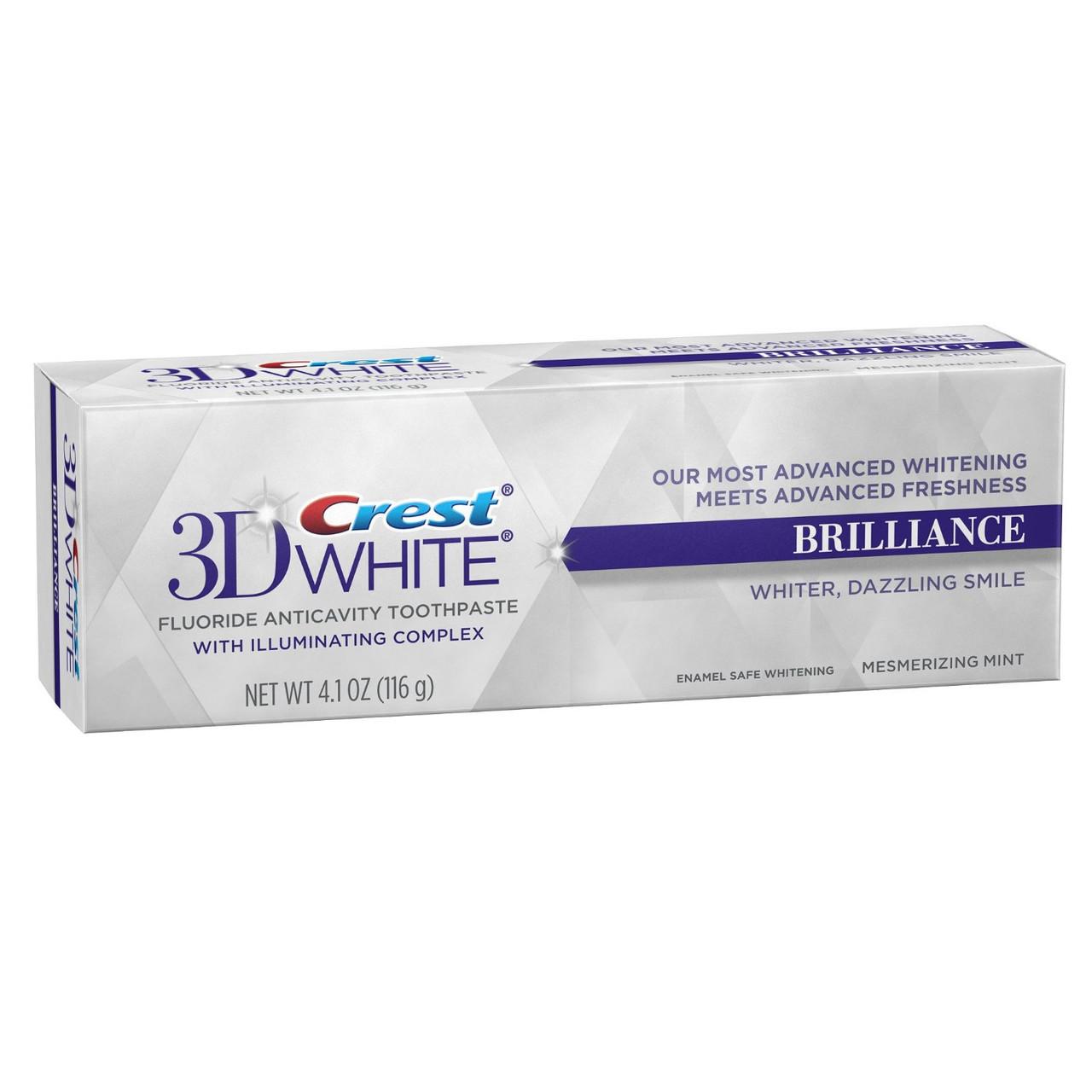Зубная паста Crest 3D White Brilliance