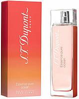 Туалетна вода S.T. Dupont Essence Pure Ocean Pour Femme EDT 100 ml