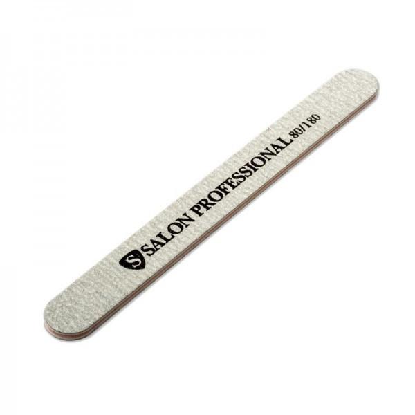 Пилка для ногтей Salon Professional 80/180