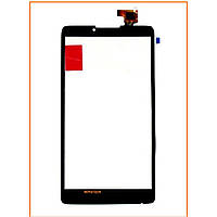 Сенсор (тачскрин) Lenovo A889 Black Original