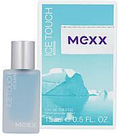 Туалетна вода Mexx Ice Touch Woman 2014 EDT 15 ml